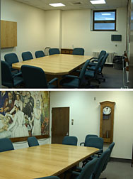 Room 124 Conference Room - Montreal Neurological Institute