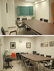 Conference Room 188 - Montreal Neurological Institute